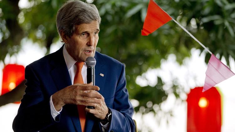 كيري: تحديد 11 فبراير المقبل بشكل أولي كموعد لاجتماع مجموعة دعم سوريا
