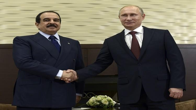 المنامة: ملك البحرين قد يزور روسيا في فبراير/شباط