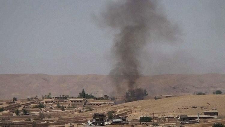 مقتل 17 مسلحا بضربة جوية شرق أفغانستان