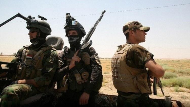 القوات العراقية تعلن عن تصفية 42 عنصرا من