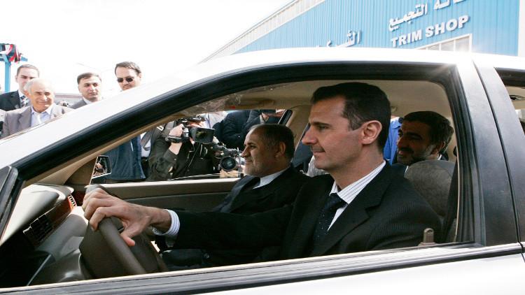 طرح سيارة جديدة في سوريا