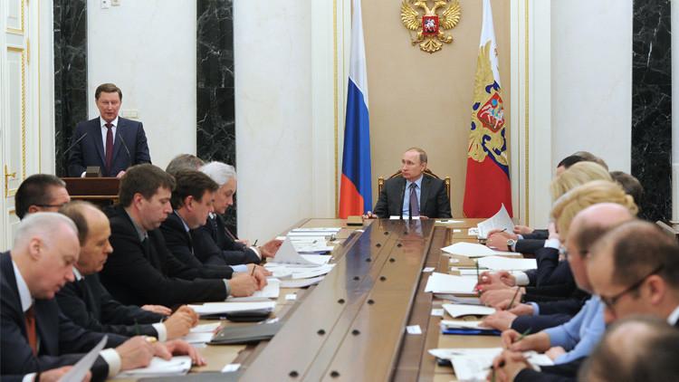 بوتين يدعو لإجراءات أكثر صرامة بحق الفاسدين