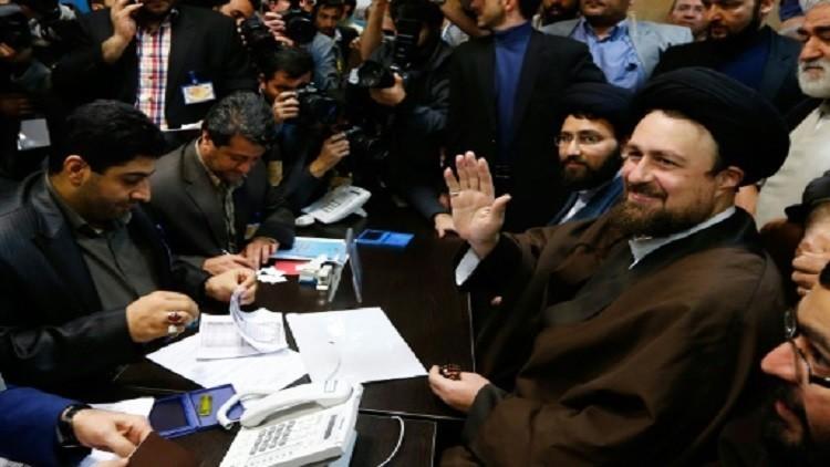 إيران.. استبعاد حفيد الخميني من انتخابات مجلس الخبراء