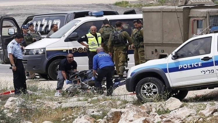 إصابة جندي إسرائيلي في عملية دهس في الضفة الغربية وفرار المنفذ