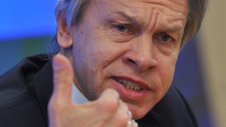بوشكوف: من المحتمل أن تقوم روسيا بتجهيز سفينتي