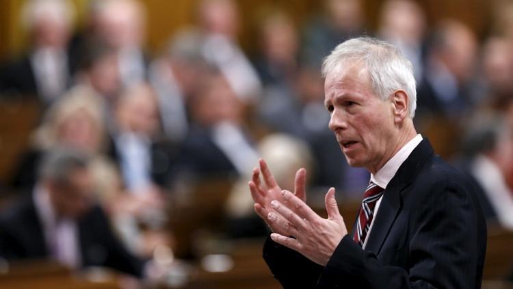 كندا تعرب عن اهتمامها باستئناف التعاون الثنائي مع روسيا