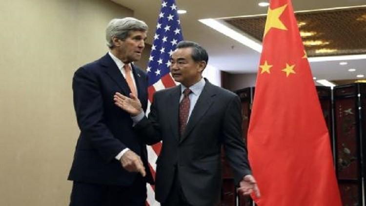 كيري: اتفقنا مع الصين على التعاون لتبني قرار دولي
