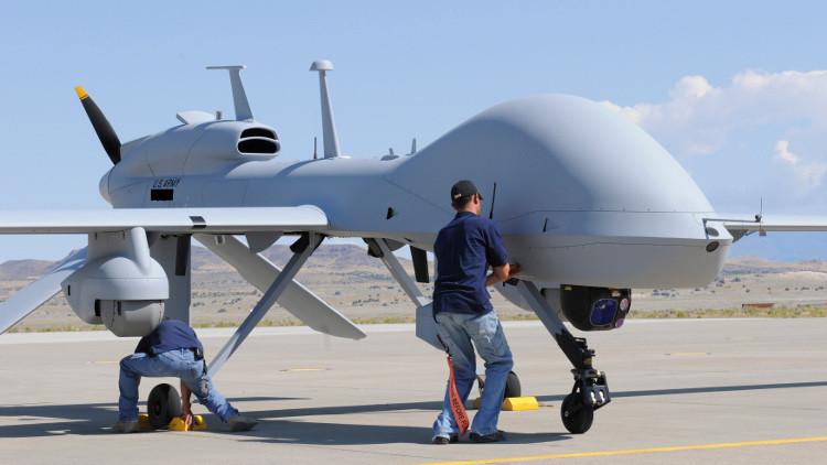 واشنطن تخطط لنشر طائرات ضاربة دون طيار في كوريا الجنوبية