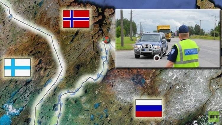الشرطة الروسية تغلق قناة لتهريب اللاجئين إلى أوروبا