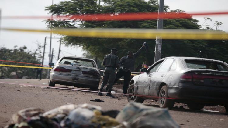 عشرات القتلى والجرحى في سلسلة انفجارات هزت نيجيريا