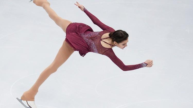 بالفيديو .. عروض رائعة لسيدات روسيا للتزحلق الفني على الجليد