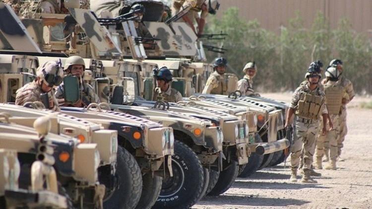 التحالف يدرب القوات العراقية على اختراق دفاعات داعش