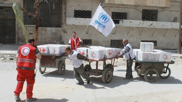 الأمم المتحدة: دمشق تجاهلت طلباتنا بإرسال مساعدات إنسانية