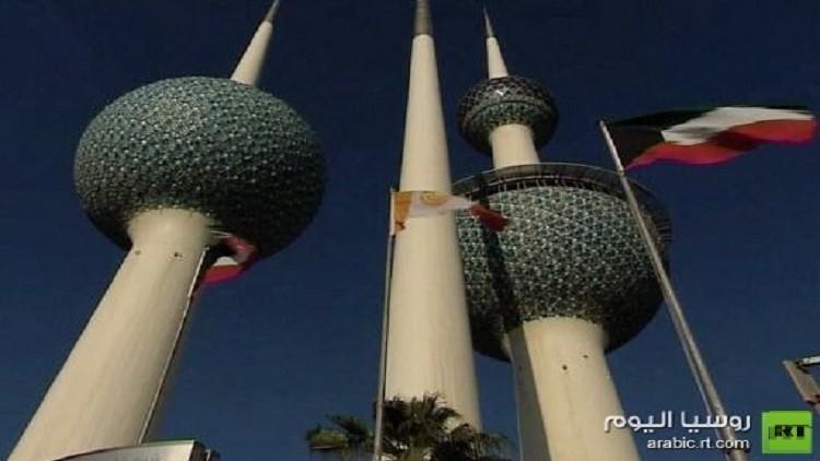 ثلوج في الكويت وانخفاض درجات الحرارة إلى مستويات قياسية!