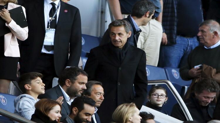 حرموا ساركوزي من ملعبه المفضل!