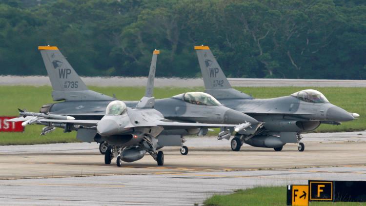 إرسال 26 طائرة حربية أمريكية إلى أوكيناوا اليابانية رغم الاحتجاجات