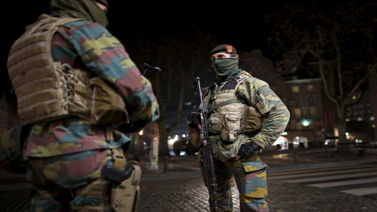الشرطة الأوروبية: هناك معسكرات لـ