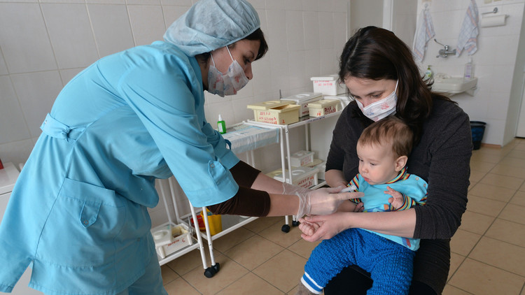 روسيا.. أكثر من مئة حالة وفاة معظمها بإنفلونزا الخنازير