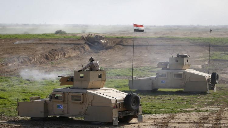 مقتل 60 عنصرا من داعش شمال الرمادي