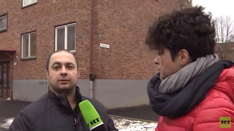 خاص لـ RT : لبناني يحمل سلطات السويد مسؤولية مقتل قريبته على يد لاجئ