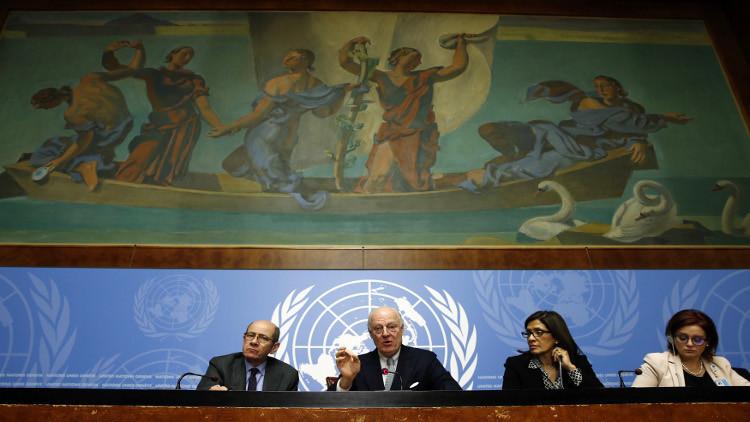 الأمم المتحدة تنفي تأجيل مؤتمر جنيف وتؤكد انطلاقه الجمعة