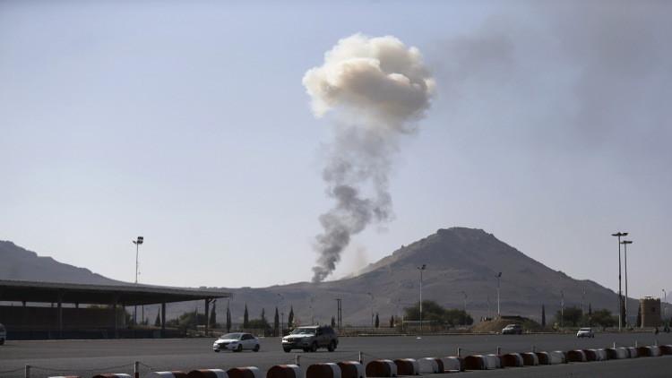 إسقاط طائرة استطلاع تابعة للتحالف العربي في اليمن