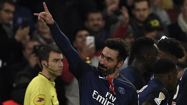 لقب بطل كأس الرابطة الفرنسية بين سان جيرمان وليل