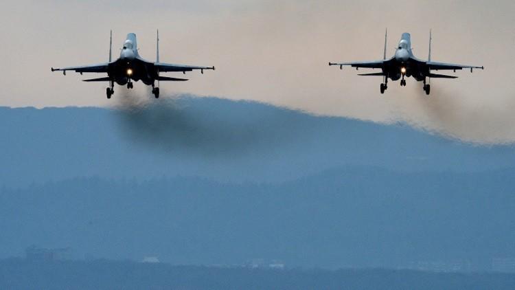 الجيش الأمريكي: اقتراب مقاتلة روسية 6 أمتار من طائرة استطلاع لنا خلال عملية اعتراض فوق البحر الأسود
