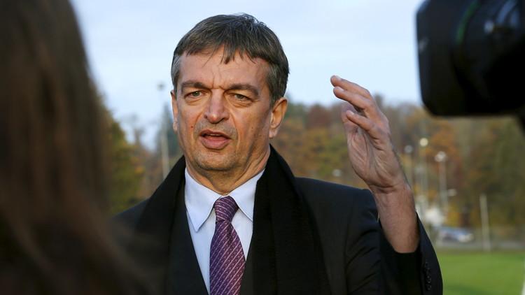 مشادة بين شامبين المرشح لرئاسة الفيفا ورئيس الاتحاد الفرنسي