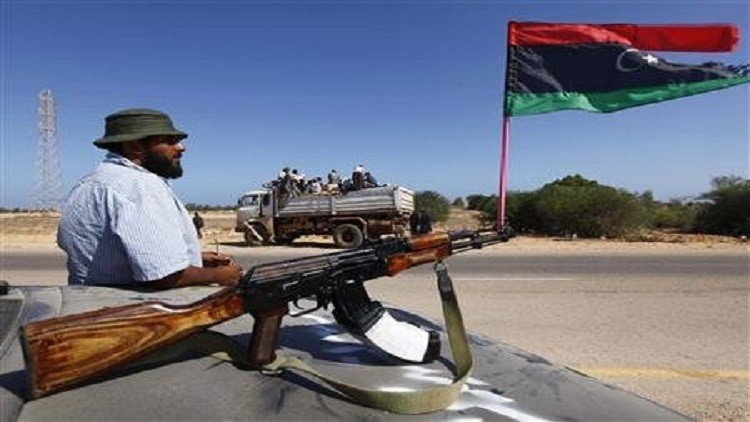 التحضير لضرب ليبيا (1-2)