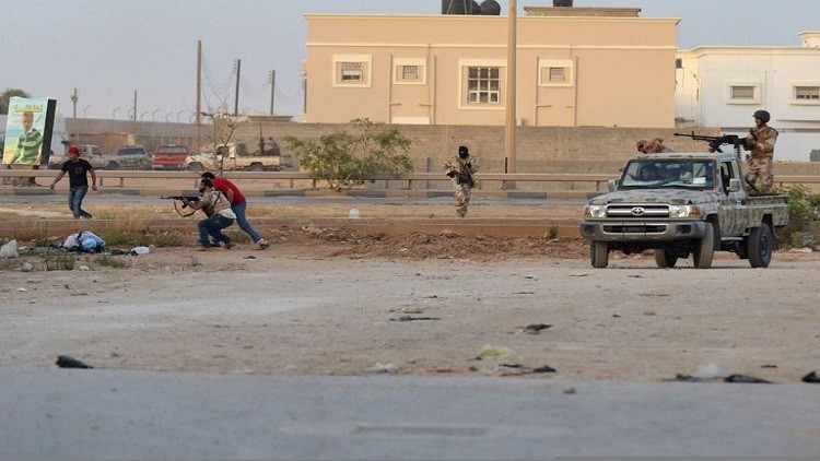 التحضير لضرب ليبيا (2-2)
