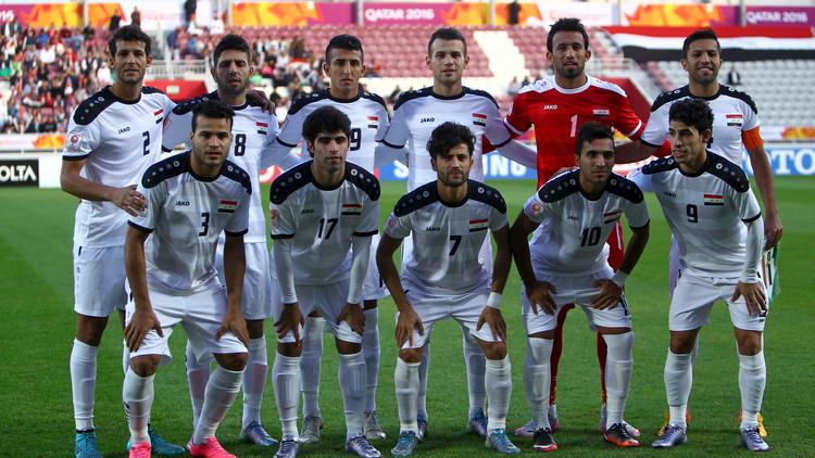 العراق يقلب الطاولة على العنابي القطري ويبلغ أولمبياد