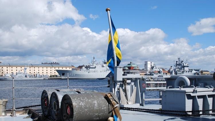 السويد تتأهب لخوض حرب عسكرية