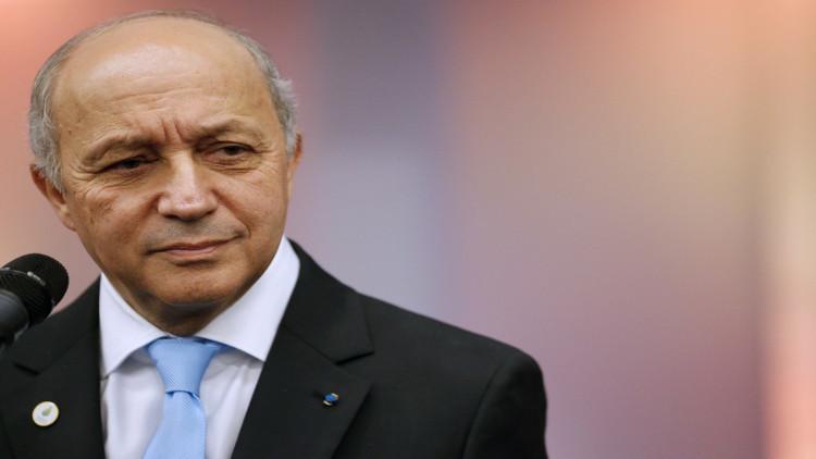 وزير الخارجية الفرنسي لوران فابيوس