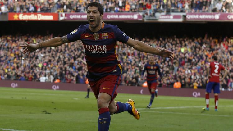 برشلونة يهزم أتلتيكو مدريد ويغرد منفردا في صدارة الليغا .. (فيديو)