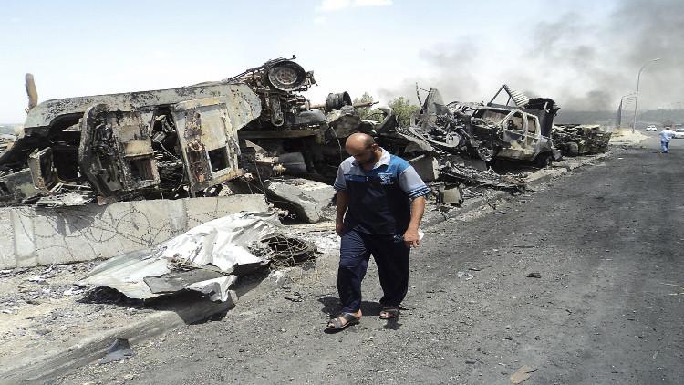 داعش ينحر عائلتين جنوب الموصل