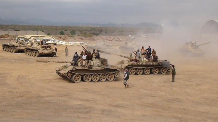 اليمن.. أنباء عن استهداف قاعدة العند بصاروخ باليستي