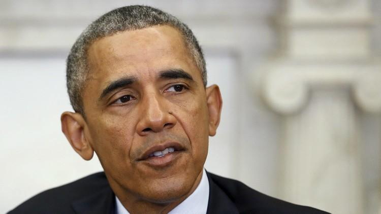 أوباما يزور لأول مرة مسجدا في الولايات المتحدة