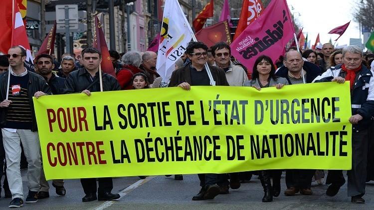 حتى الفرنسيون يطالبون بإنهاء حالة الطوارئ!