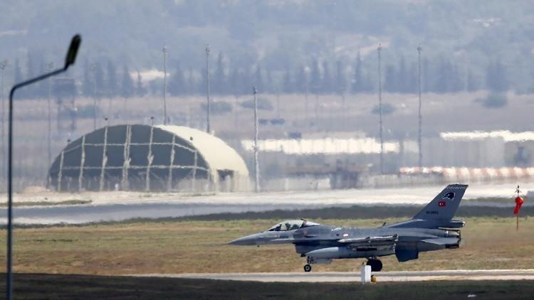 تركيا.. استنفار في جميع المطارات والقواعد الجوية