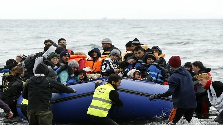 أوروبا والبحر يكشران عن أنيابهما في وجه اللاجئين