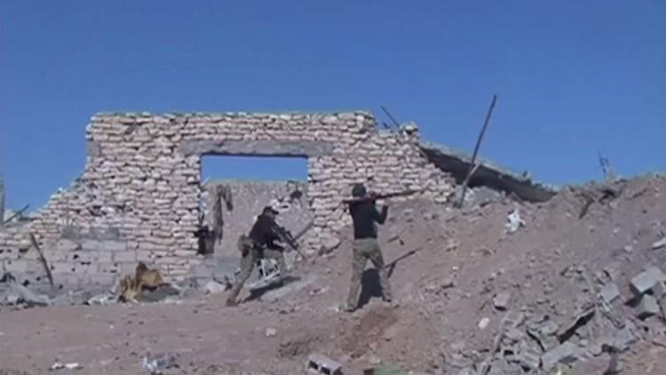 معارك بين القوات العراقية و