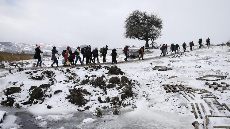 النمسا ترحل 50 ألف لاجئ إلى أوطانهم