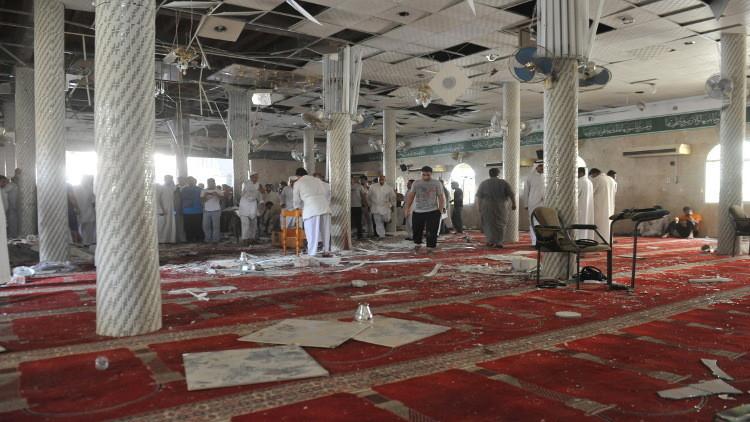 الرياض تكشف عن مشاركة جندي في الهجوم على مسجد قوات الطوارئ