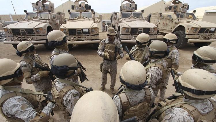 القوات السعودية تلقي القبض على 9 أمريكيين بتهمة الإرهاب