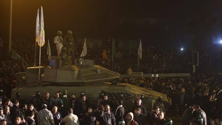 حماس: لدينا أوراق تجبر إسرائيل على الإفراج عن أسرى