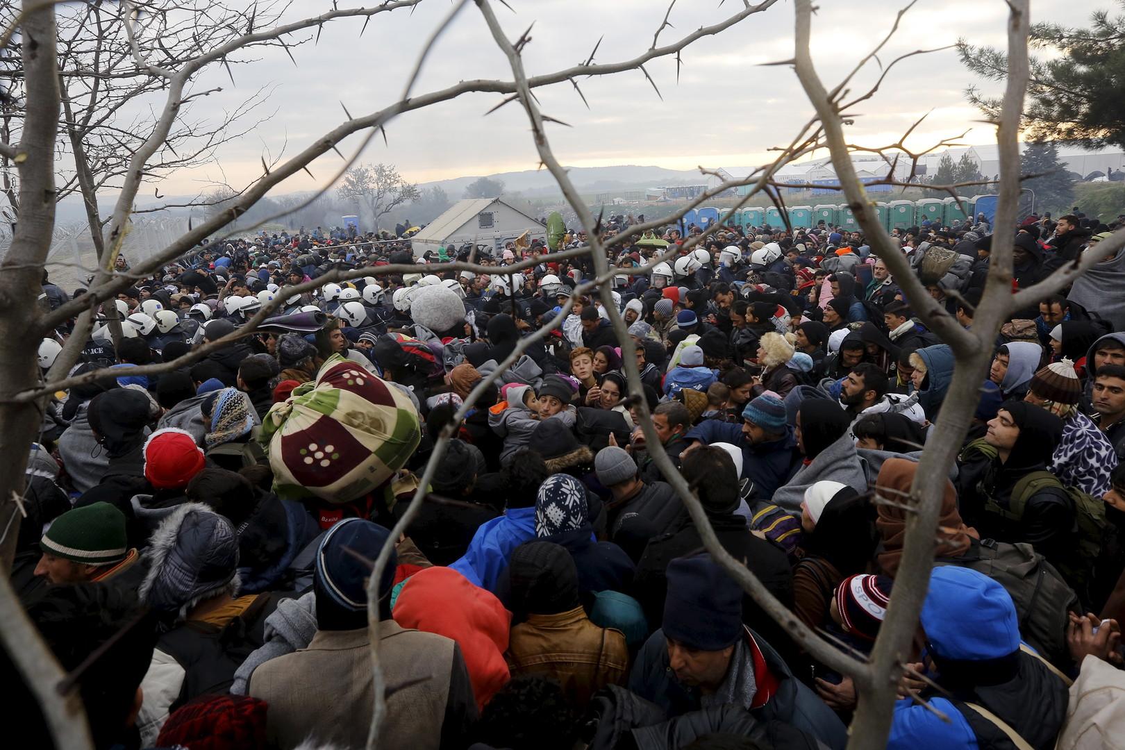 هل تغرق أوروبا في طوفان السوريين؟
