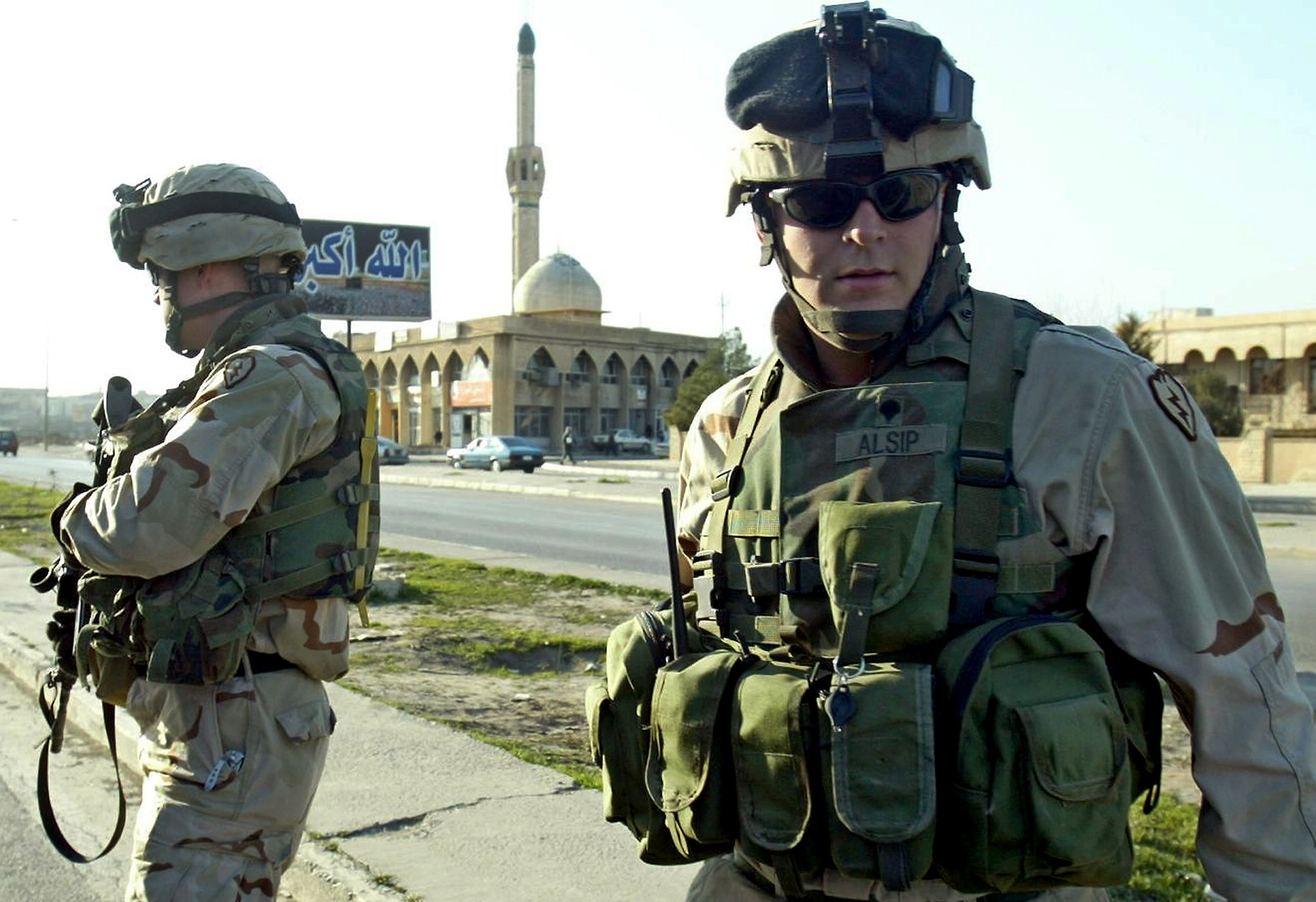 الولايات المتحدة وعلاقة الإرهاب بالتاريخ