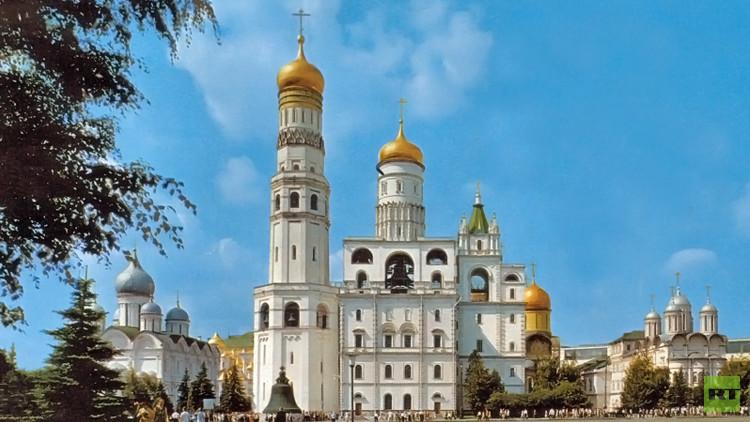 تاريخ موسكو والكرملين