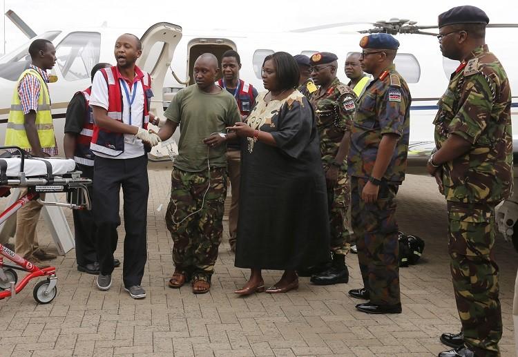 حركة الشباب الصومالية تختطف جنودا من كينيا
